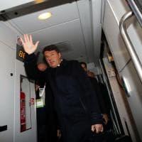 Il treno del Pd fa tappa a Milano: mini tour di Renzi a Lambrate