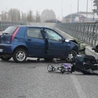 Monza, bimbo di un mese morto nell'incidente stradale: il padre indagato per omicidio