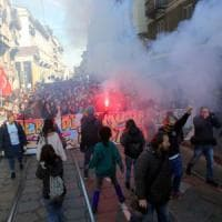 Milano, giornata internazionale studente: in 500 contro alternanza scuola-lavoro