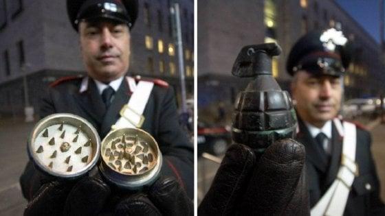 Milano, falso allarme bomba davanti al tribunale: era un grinder, macina-erba per marijuana
