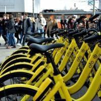 Milano, il bike sharing 'libero' raddoppia: in arrivo 12mila bici anche