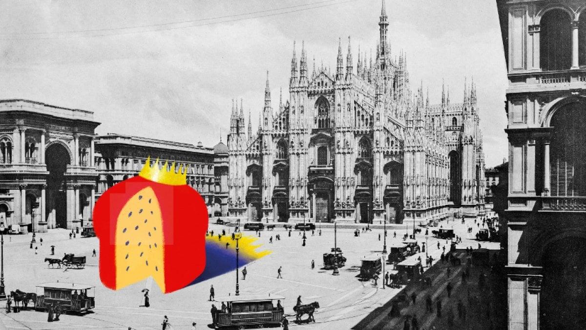 Milano 10 anni di re panettone due giorni di festa e for Milano re immobili di prestigio