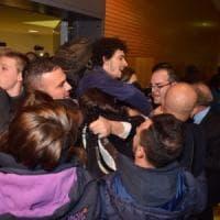 Università Bicocca, studenti irrompono nell'aula magna: momenti di tensione