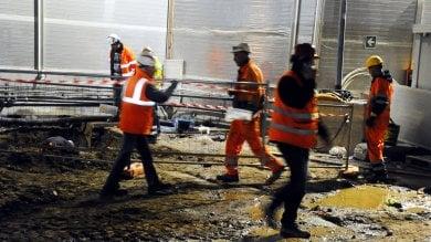 Ft  Fuga di gas nel cantiere M4: danni ai tubi durante gli scavi, evacuati 4 condomini