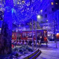 Si accendono le luci di Natale a partire da Corso Sempione: 35 km di strade illuminate