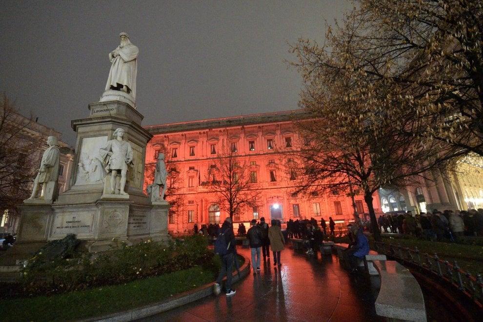 Milano dice no alla violenza sulle donne, il fotoracconto in 30 scatti