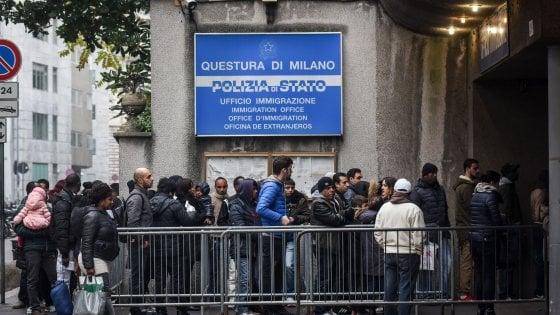 Milano rilasciavano carte di soggiorno false sei for Immigrazione permesso di soggiorno
