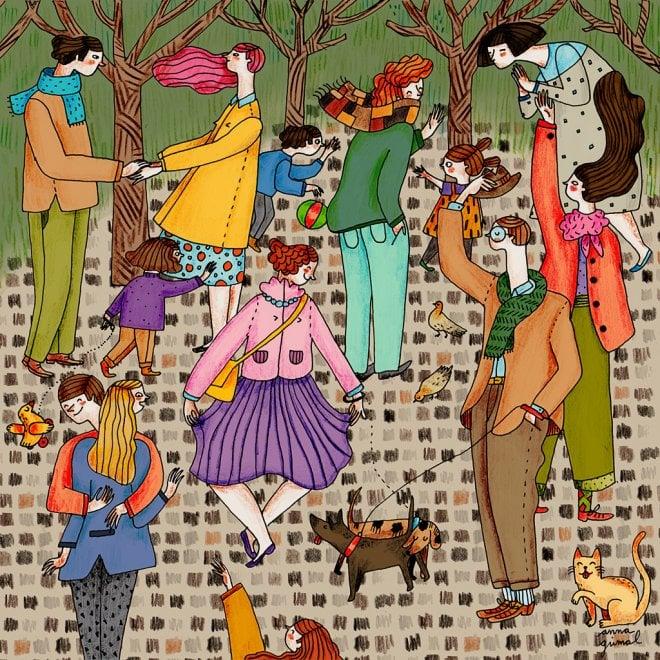Cremona, in mostra Tony Wolf e 50 illustratori sul saluto universale 'Ciao'