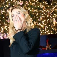 Chiara Ferragni for Christmas, è lei la testimonial dell'albero di cristalli in Galleria a Milano