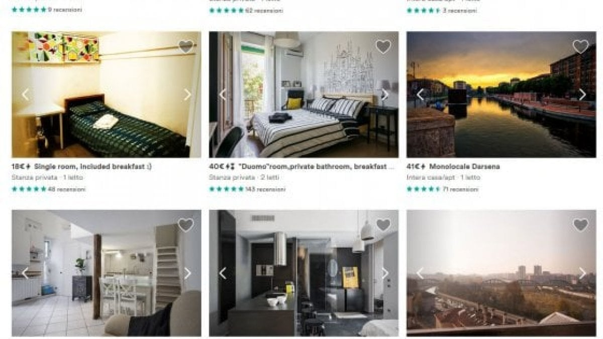 Airbnb il comune di milano pronto l 39 accordo sulla tassa for Tassa di soggiorno airbnb