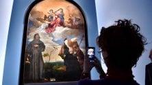 Il Comune a Natale regala l'arte: a Palazzo Marino c'è Tiziano