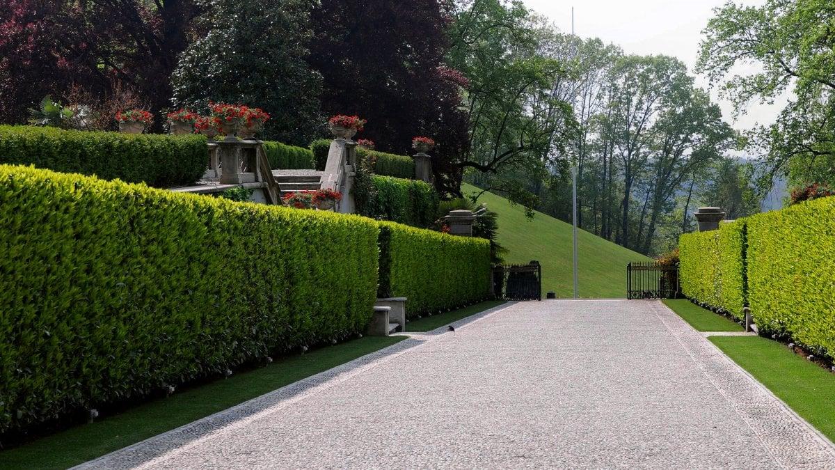 Villa gernetto morto il giardiniere al lavoro nella for Giardiniere bologna