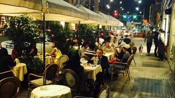 Barsetter, Cin Cin bar a Milano: quasi non-stop con dentro la vita che scorre