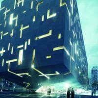 Milano, nell'arca galleggiante la sede della società dell'acqua: aperta ai cittadini, con auditorium e asilo