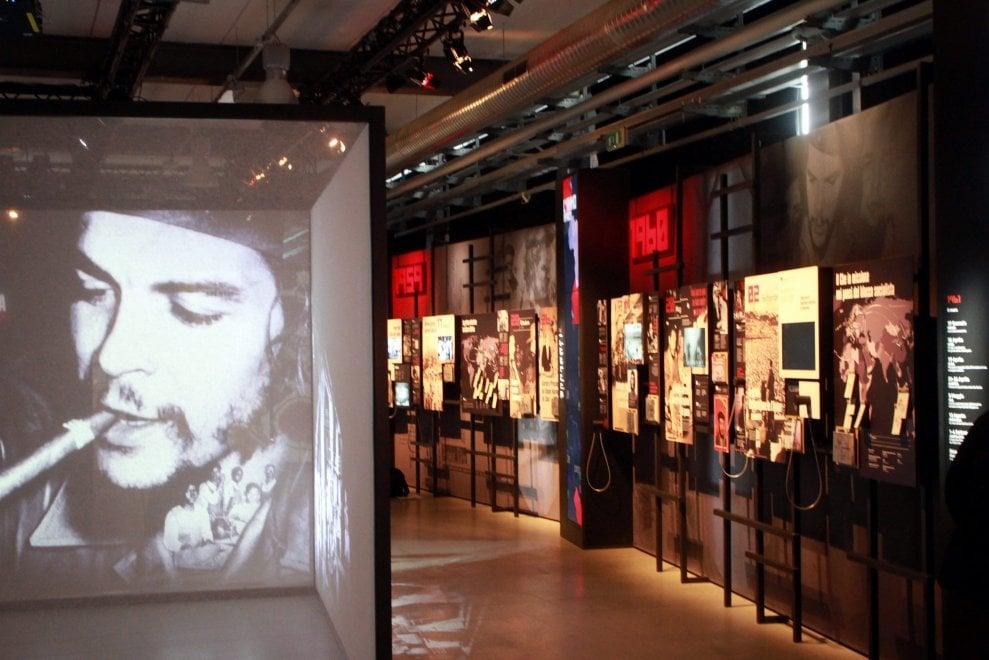 A 50 anni dalla morte una mostra celebra il Che alla Fabbrica del vapore di Milano