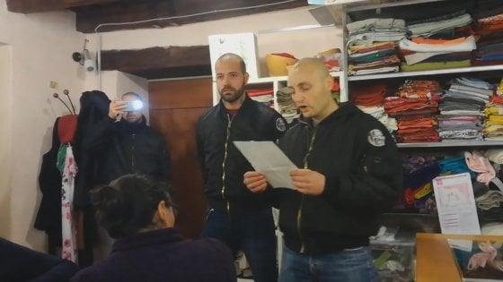 Irruzione Skinhead, perquisizioni nelle case dei militanti di estrema destra