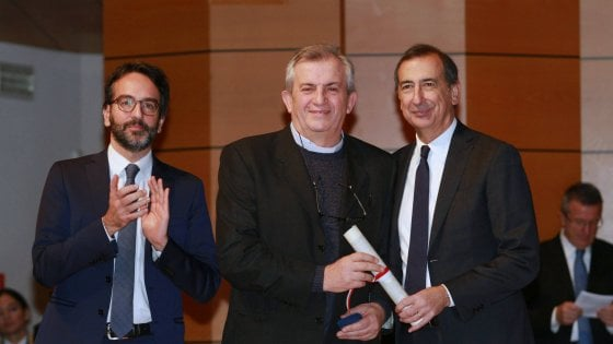 """Ambrogini d'oro, il sindaco Sala alla cerimonia di consegna: """"Milano fa e deve fare largo a tutti"""""""