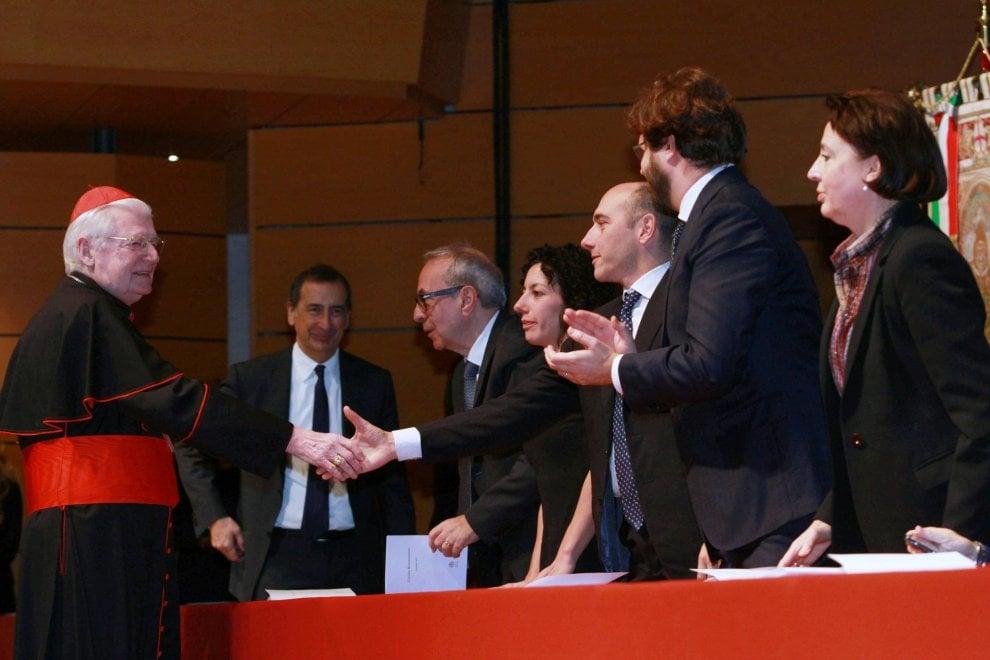 Ambrogini d'oro a Milano, da Scola a Linus: tutti i premiati alla cerimonia 2017