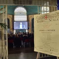 Scala, l'altra Prima è a San Vittore