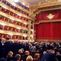 Prima della Scala, 2 milioni di telespettatori per la diretta dell'Andrea Chénier