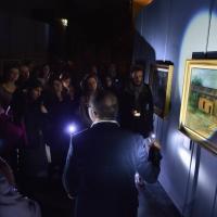 Milano, Brera al buio: una torcia per illuminare i capolavori del Novecento