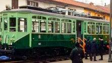 Restaturata dall'Atm l'antica motrice    dei tram anni '40