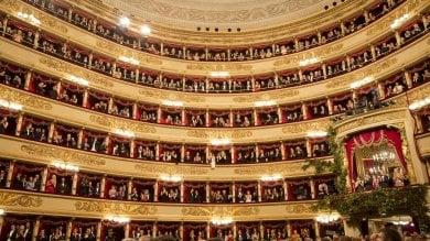 Prima Scala, 2 milioni di telespettatori per Andrea Chénier  ·    Applausometro: 11 minuti
