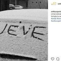 Neve a Milano, per i social l'attesa è finita: corsa allo scatto