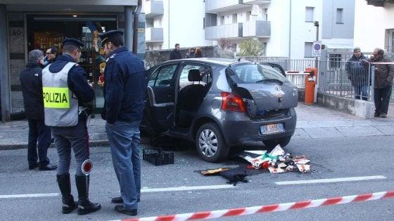 Sondrio, accusa di strage per l'uomo che ha travolto i passanti con l'auto al mercatino di Natale