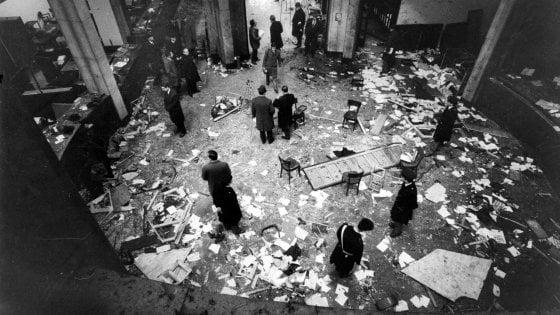 Piazza Fontana 48 anni dopo, Mattarella: