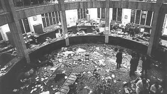 """Piazza Fontana 48 anni dopo, Mattarella: """"Fu l"""