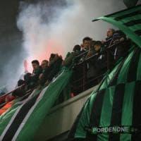 Inter-Pordenone, fumogeni a San Siro: Daspo per tre tifosi ospiti