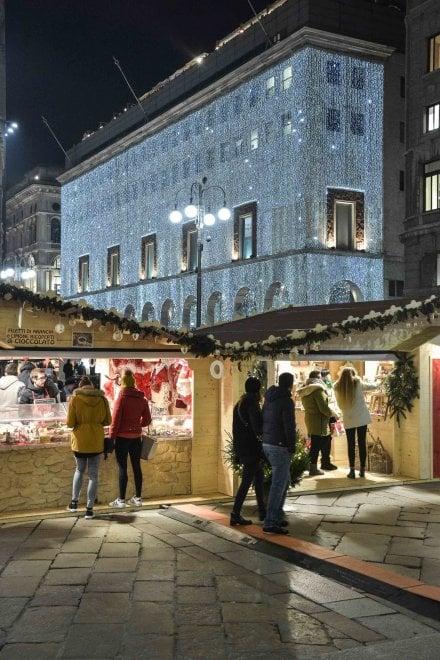 Milano come vienna il mercatino di natale conquista for Il mercatino milano