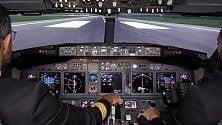 A Malpensa il primo centro di addestramento al volo d'Europa