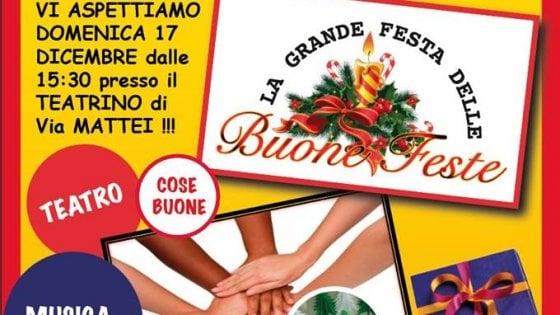 Natale E Festa.Milano Alla Scuola Calvino Il Natale E Allargato Festa Per
