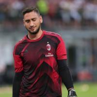 Calcio, Milan: fischi e insulti dalla curva rossonera per Donnarumma prima