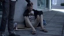 Don Rigoldi debutta come attore nei panni    di un clochard