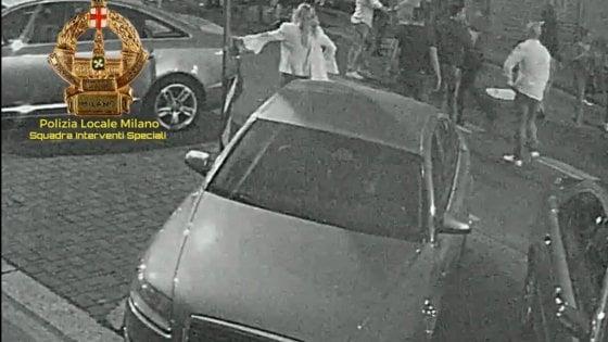 Milano, investì volontariamente una donna dopo una rissa: rintracciato e denunciato