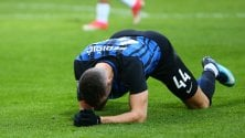 Inter-Udinese 1-3:  i nerazzurri perdono l'imbattibilità e la vetta