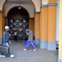 Migranti alla caserma Montello, Sala: