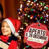Negozi aperti a Natale, sciopero nel maxi mall di Orio e proteste nel Milanese: