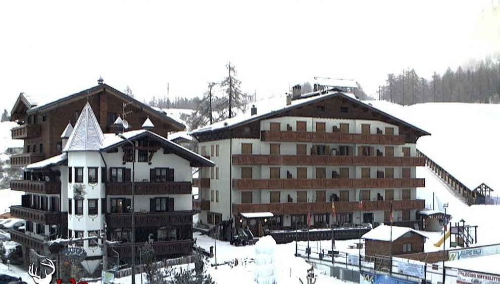 Neve su tutte le montagne lombarde nel ponte di natale 1 for Foto di ponti su case