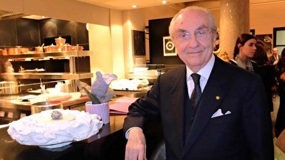 Addio a Gualtiero Marchesi, l'innovatore della cucina italiana