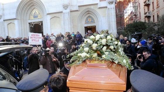 """Gualtiero Marchesi: Bottura e i grandi nomi della cucina ai funerali. """"Adesso sei tra le vere stelle"""""""