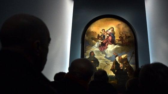 Mostre, oltre 84mila visitatori per Tiziano: la Pala Gozzi conquista Milano