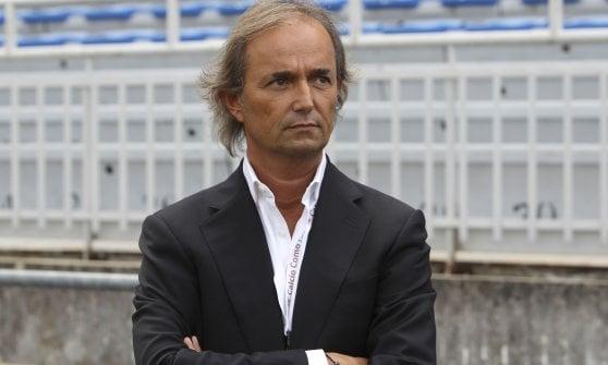 Calcio, bancarotta del Como: ai domiciliari ex presidente e vice