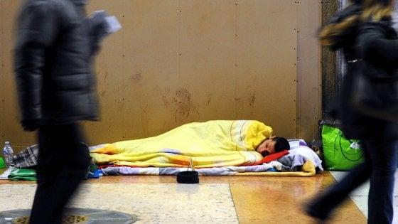 Linate 50 euro per un posto al caldo e 20 per le coperte - Posto letto parma ...