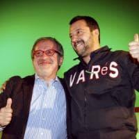 Elezioni Lombardia, Maroni all'attacco di Salvini: