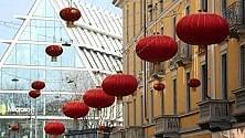Capodanno cinese, lanterne rosse in via Sarpi per l'anno del cane