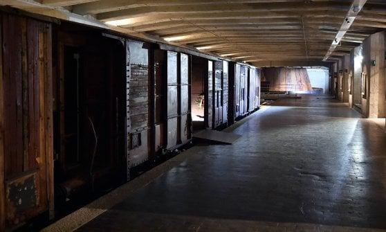 Memoria, 3 mln per restaurare il 'binario della deportazione' in Centrale